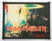 Iron Maiden - '2 Minutes to Midnight' Photo Patch